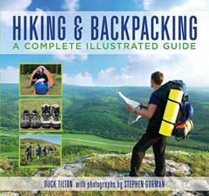 Hiking and Backpacking book cover