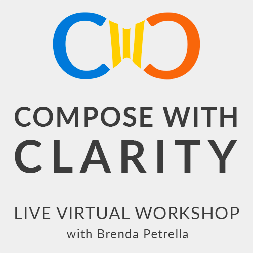 Compose With Clarity Logo
