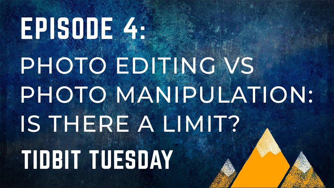 Tidbit Tuesday Episode 4